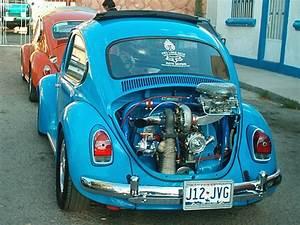 Imagen Turbo De Un Motor Diesel Adactado A Un Motor