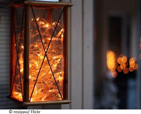 Dekorieren Mit Lichterketten by Lichterketten Nicht Nur F 252 R Den Weihnachtsbaum Dekolady