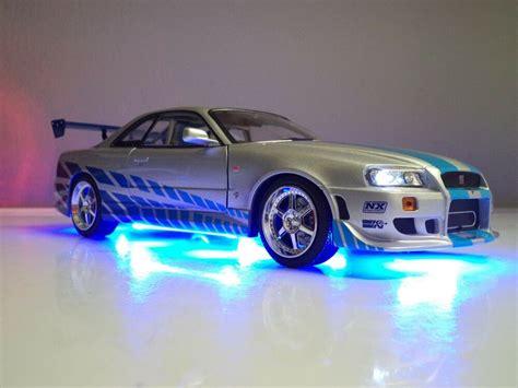 Skyline Paul Walker by Nissan Skyline Brian S Gt R R34 Fast Furious Paul Walker