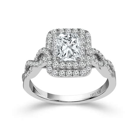 dream engagement ring rogers jewelers