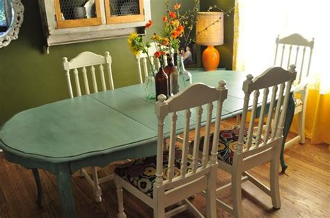 items similar to sle ideas for custom painted dining room table and chairs etsy