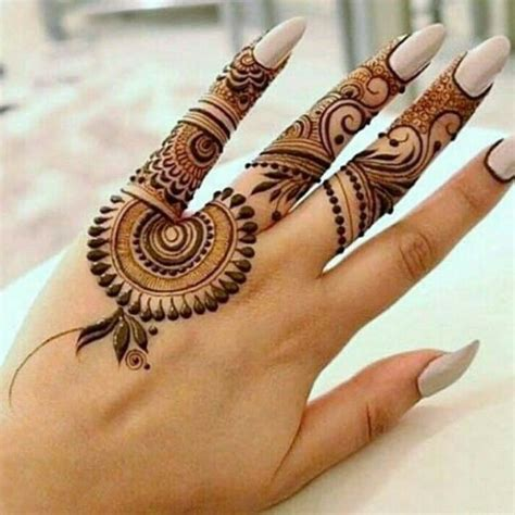 henna hand tattoo designs  girls sheideas