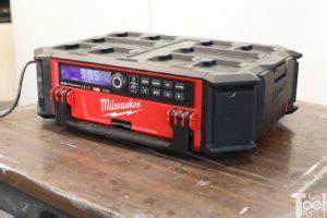 milwaukee packout radio  tool belt