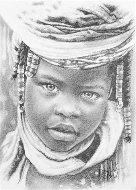 Kleurplaat Afrikaanse Vrouw by Coloring For Adults Kleuren Voor Volwassenen