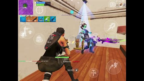 fortnite mobile solo scrim highlights  youtube