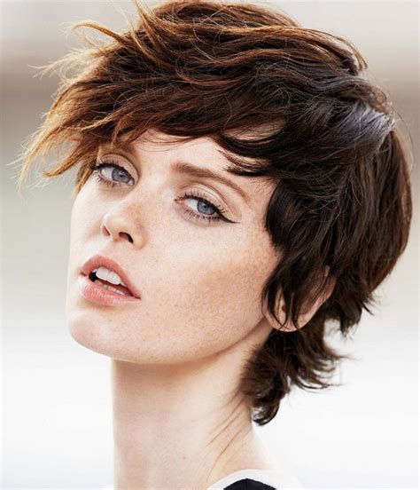 jean louis hair a short brown hairstyle from the daylight collection