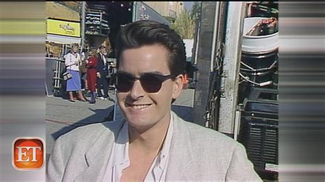 young charlie sheen slam