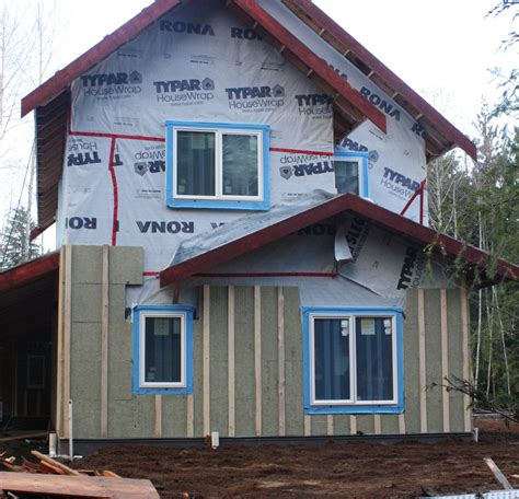 A Glance Of Insulating Exterior Walls  Homesfeed