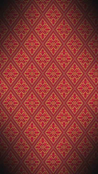 Royal Rug Patterns Seamless Version