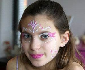 Maquillage Simple Enfant : maquillage de carnaval facile peintures de visage pinterest maquillage de carnaval facile ~ Farleysfitness.com Idées de Décoration
