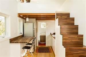 Decorate a Comfortable Tiny House Loft