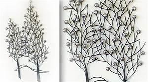 Déco Fer Forgé Mural : la d co fer forg 41 id es inspirantes pour votre int rieur ou jardin ~ Teatrodelosmanantiales.com Idées de Décoration