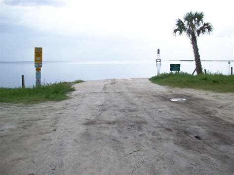 boat ramps office  parks trails