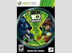 D3P, Cartoon Network Unleash 'Ben 10 Omniverse'