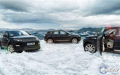 Top Gear's Finest Cars-and-snow Photos