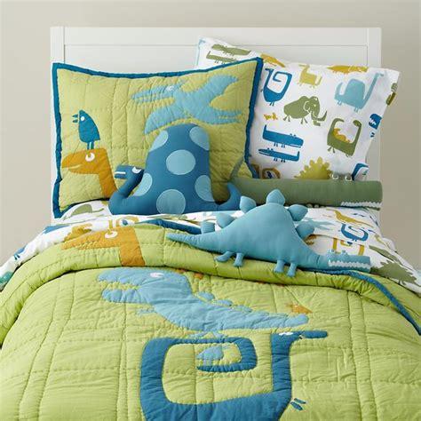 kid bedding when dinosaurs roamed the bedding