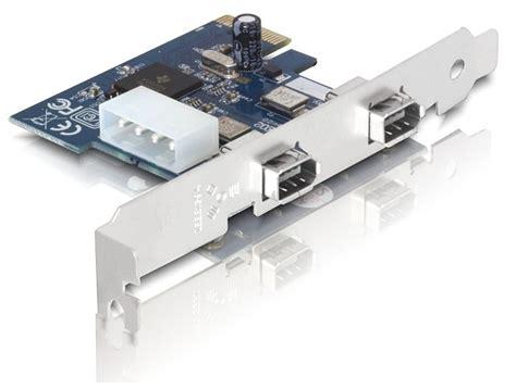 delock produkte  delock pci express card firewire