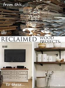 Custom Reclaimed Wood Projects - Prodigal Pieces