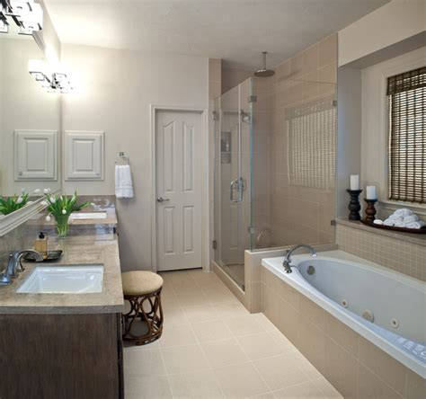 modern master bath remodel modern bathroom houston