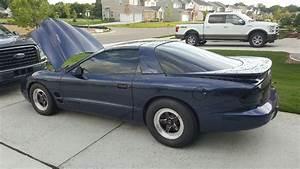 2000 Pontiac Formula Firebird Turbo Car