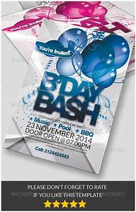 Winter Party Invitation Template 40 Invitation Flyer Designs Word Psd Ai Pages