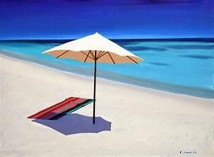 bild sonnenschirm kuste meer sand von erich mayer bei With französischer balkon mit sonnenschirm am strand