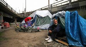 Living in Tents, and by the Rules, Under a Bridge - The ...