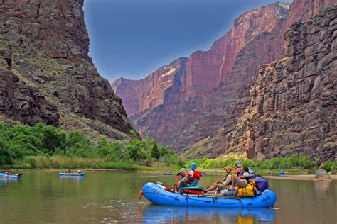 whitewater rafting  explores historic waters