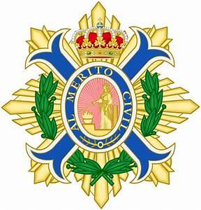 Order of Civil Merit - Wikipedia  Civil