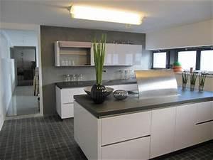 Arbeitsplatte Beton Cire : beton cir keuken specialist in beton cir ~ Michelbontemps.com Haus und Dekorationen