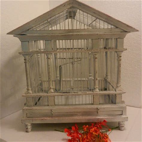 Decorative Wood Bird Cage by Shop Decorative Wood Bird Cages On Wanelo