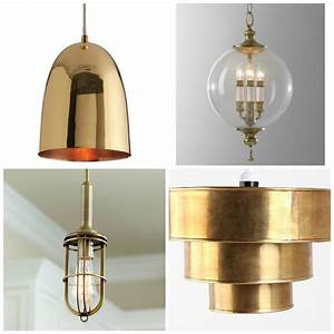 Rosa beltran design brass pendant ceiling light round up