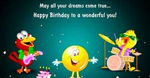 Sweet Birthday Wishes For Children | Message | Quotes