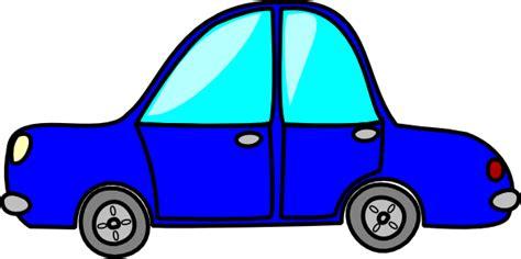 Cartoon Blue Car Clip Art At Clker.com