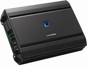 Alpine S-series 5-channel Power Amplifier