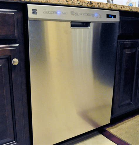 how to remove a dishwasher and install a new one one