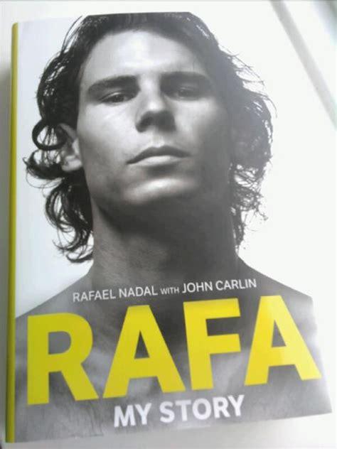 U.S. Open - Twenty things we learn in Rafael Nadal's autobiography