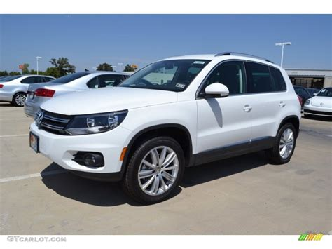 volkswagen white 2013 candy white volkswagen tiguan se 70474447 photo 2