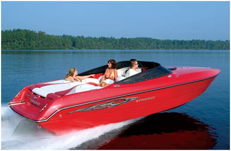 Stingray Boats Speed by Research 2010 Stingray Boats 230sx On Iboats