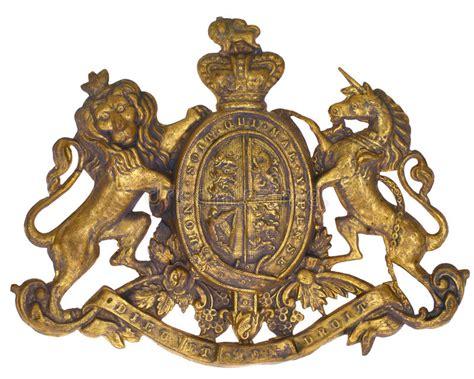 stemma reale fotografia stock immagine di piastra cappotto 51952736