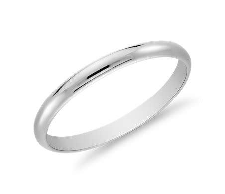 platinum wedding ring wiki classic wedding ring in platinum 2mm blue nile