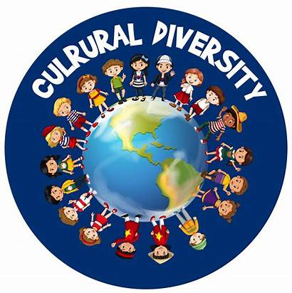 Cultural Diversity Around Clipart Vector Diverse Background