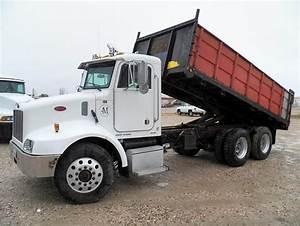 2002 Peterbilt 330 Heavy Duty Dump Truck For Sale