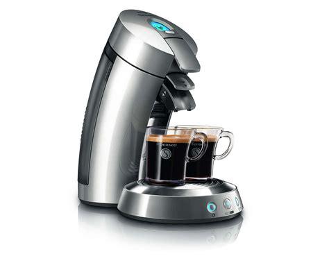 Promo Cafetiere Senseo Kaffeepadmaschine Hd7830 50 Senseo 174