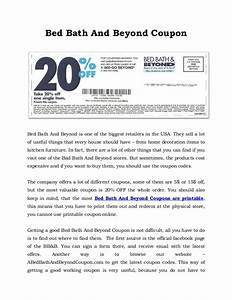 bed bath and beyond coupon With bed bath and beyond coupon policy