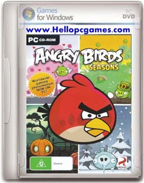 angry birds seasons pc game hellopcgames