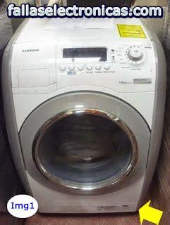 error 5e lavadora samsung 13k 14k modelo wm1245a wd m125k