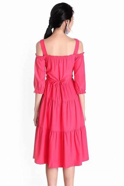 Pink Summer Glow Lilypirates Dresses