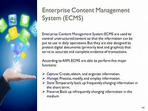 electronic records management ppt download With enterprise document management system