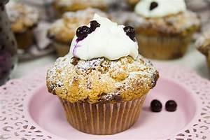 Herz Muffinform Rezept : heidelbeer crumble muffins rezept verzuckert ~ Lizthompson.info Haus und Dekorationen